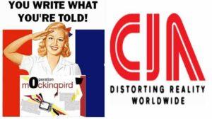 CIA Runs Media, Mostly